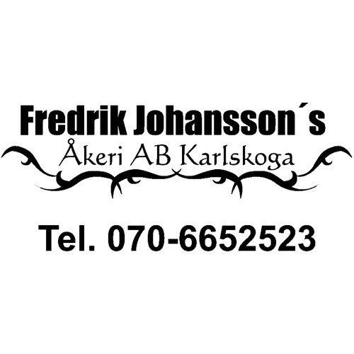 Fredrik Johanssons Åkeri AB i Karlskoga